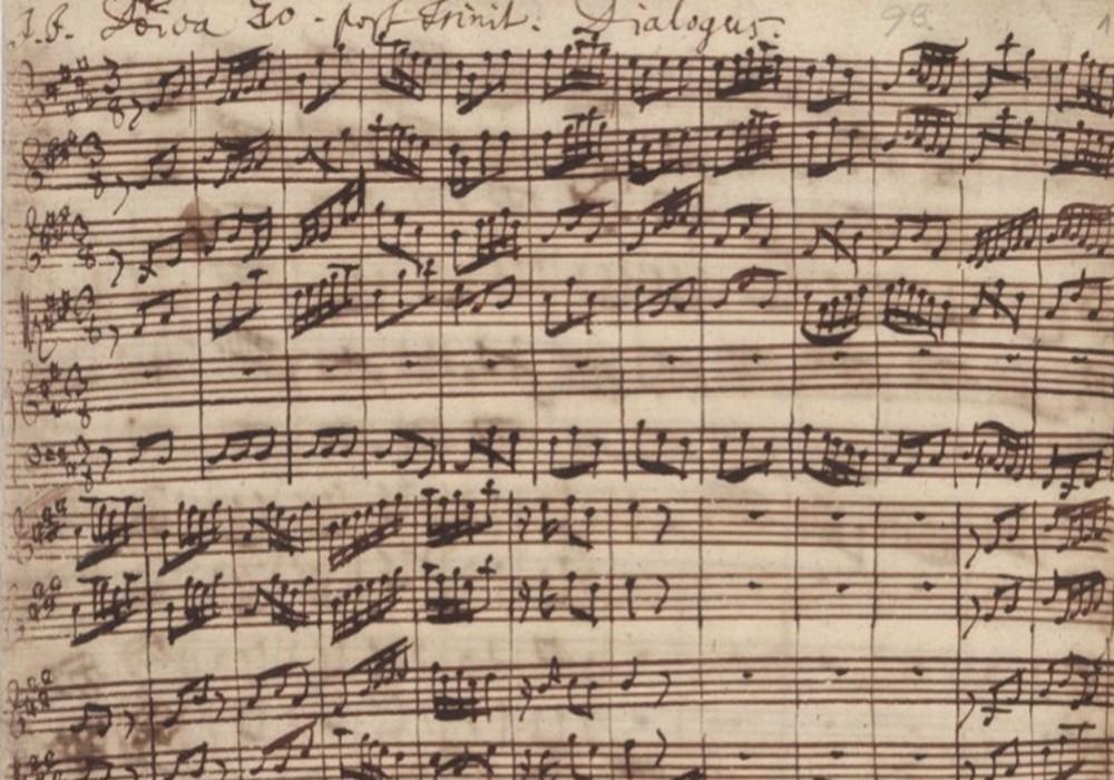 ZwieSprache – Dialogkantaten von Bach am 9.10.21 im Dom